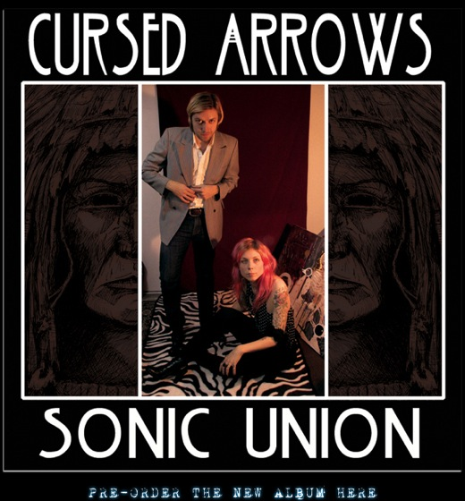 Cursed Arrows - Sonic Union