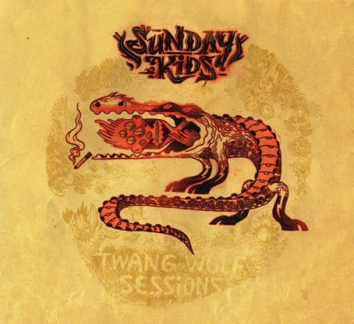sunday kids-twang wolf
