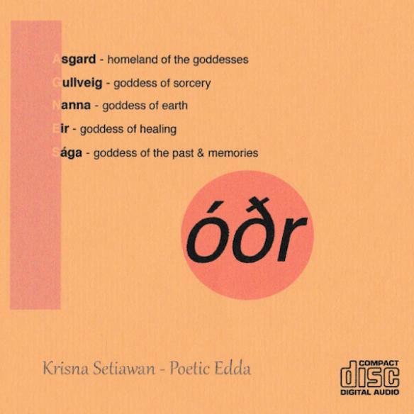 Krisna Setiawan – Poetic Edda