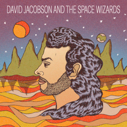 David Jacobson and the Space Wizard