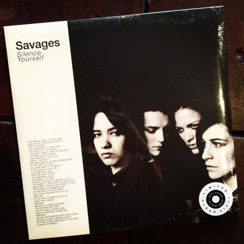 savages-silenceyourself