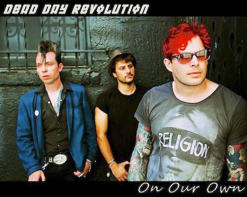 deaddayrevolutionband